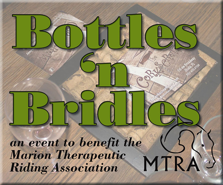 Bottles 'n Bridles Wine Bottling Event