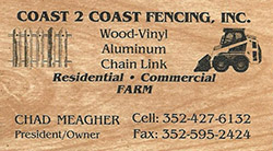 Coast 2 Coast Fencing
