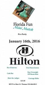 Mini-Match Pre-Party
