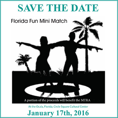 Florida Fun Mini Match Ballroom Dancing Event